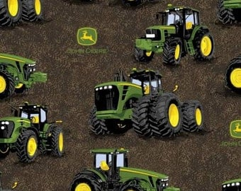 John Deere Proven Power from Springs Creative by the yard