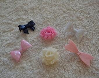 Bow or flower bundle