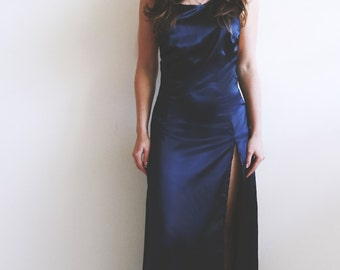 Felix Satin Gown. Slip Dress, Prom Dress, Evening Dress, Evening Gown. Irina Shad.