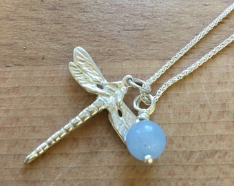 Dragonfly Neclace