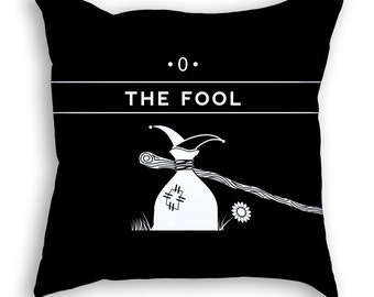 The Fool | Tarot Pillow