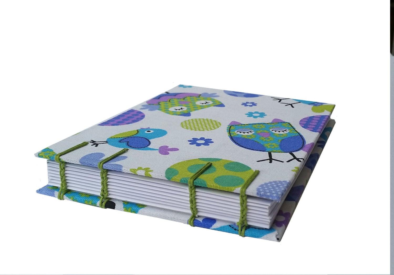 Owl Baby Gifts Australia : Handmade baby journal keepsake owl design expectant