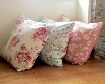 Handmade Cotton and Oilcloth Floor Cushion (with Cushion Pad)
