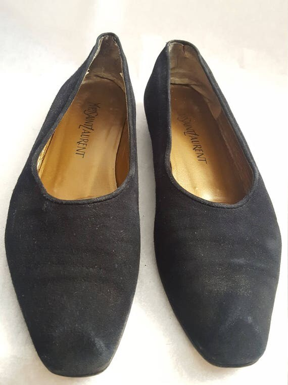 ysl suede loafers shoes womens shoes flats loafers gufts