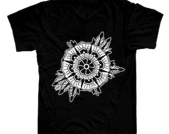 Mandala Flower T-Shirt