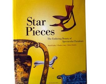 Star Pieces Furniture Art Book Coffee Table Book / Interior Design Book