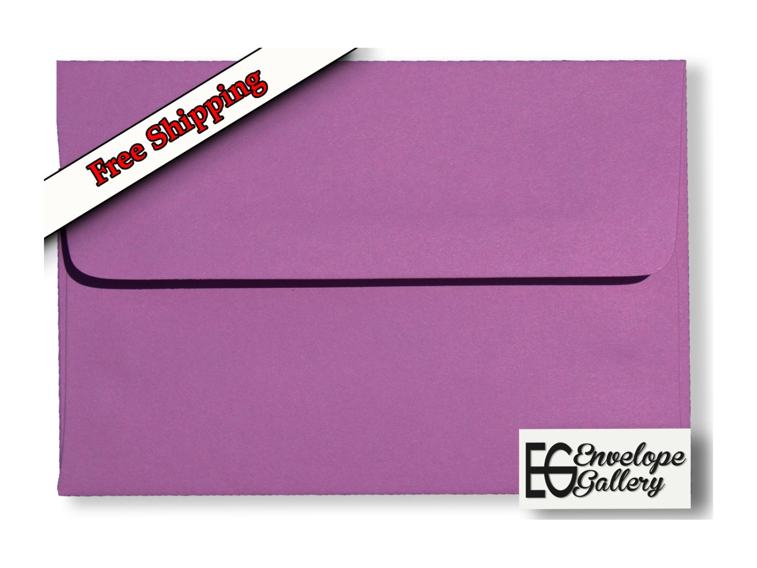 amethyst purple a7 50 boxed envelopes for invitations