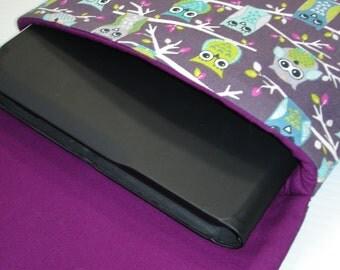 iPad Pro Sleeve - Owl iPad case - Custom iPad Air 2 Case - iPad Air Sleeve - iPad Air 2 Sleeve - Gift for Her