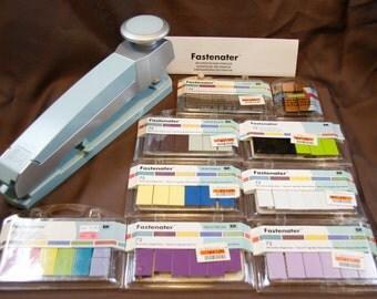 EK Success FASTENATOR Plus 12 Packages of Staples