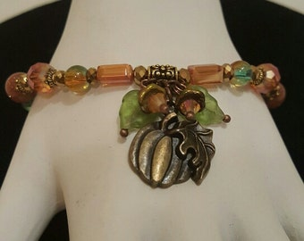 Fall  Bracelet, Free Shipping