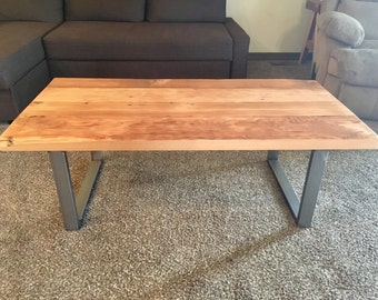 reclaimed wood coffee table rustic coffee table industrial coffee table solid wood coffee