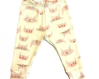 Happy Kitty Cat Leggings