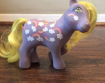 Vintage My Little Pony G1 Merriweather