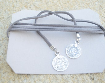 Antique Wrap Necklace