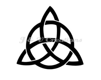 Charmed Decal | Triquetra Decal