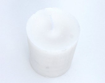 home made 15 hr votive candle