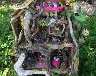 Fairy house, one of a kind