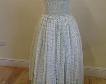 50's dress Lime Soda