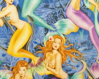 Sea Sirens by Alexander Henry - ONE YARD