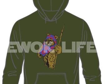 Ewok Fishman Hoodie
