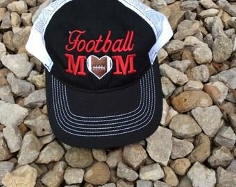 Football Mom Caps