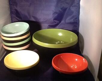 Therm-O-Bowl by Reimecke; Salad Bowl Set