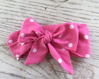 Baby/Toddler Head Wrap