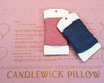 Candlewick Pillow Panels