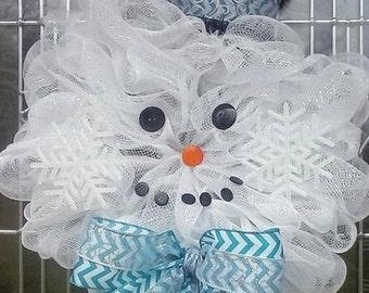 Small Snowman Head
