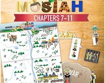 Book of Mormon Lessons: Mosiah 7-11