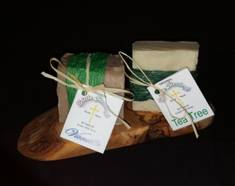 Home Made Goat's Milk Soap