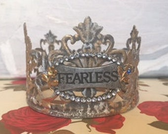 Santos Crown for a Fearless Brave soul!