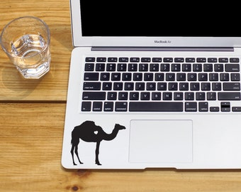 Camel w/ heart camel sticker Car Laptop Vinyl Decal Sticker
