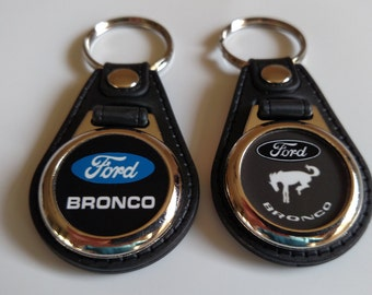 FORD BRONCO KEYCHAINS 2 pack mix