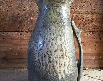 Large Soda Fired Pitcher (second)