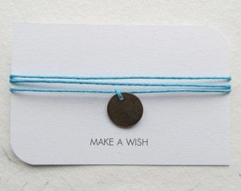 Wish bracelet, make a wish bracelet