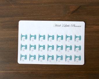 6. Baking Mixer - Planner Stickers