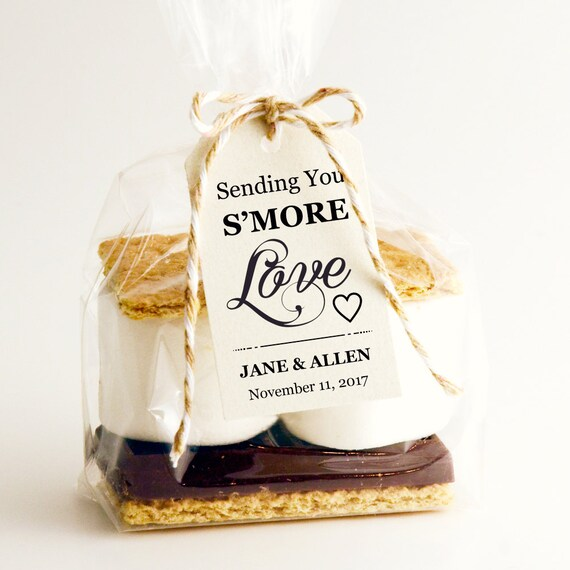 Sending You Smore Love Tag Printable | just b.CAUSE
