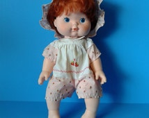 "Vintage Kenner Doll "" Strawberry Shortcake "" 1982 American Greeting"