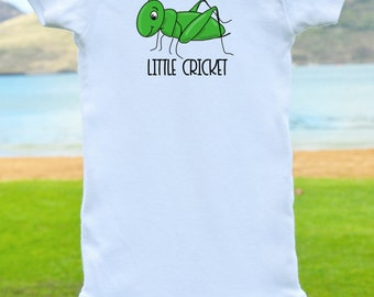 Little Cricket Onesie