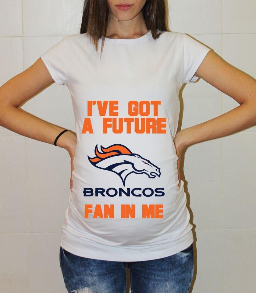 Denver Broncos Shirt Denver Broncos Baby Boy Baby Girl