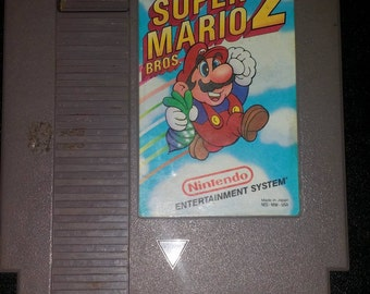 Super Mario Brothers 2 NES Regular Nintendo