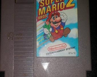 Super Mario Brothers 2 NES Regular Nintendo