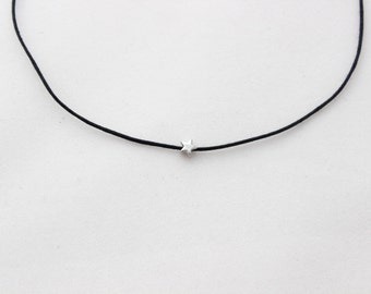 Little Star Choker, Make a Wish Star Choker