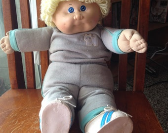 1978-1982 Vintage Cabbage Patch Doll