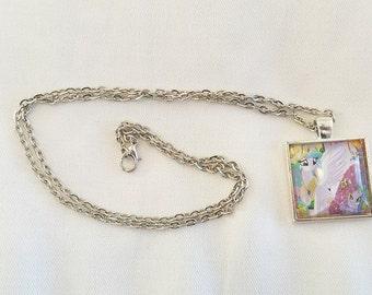 My little pony, MLP necklace, MLP pendant, friendship is magic, celestia necklace,