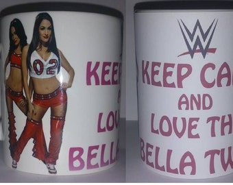 WWE keep calm and love the bella twins 214