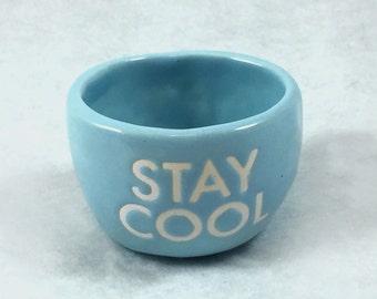 Stay Cool Pot