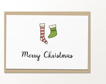 merry christmas greeting card // funny greeting card // christmas card // xmas card // xmas greeting card // holidays // happy holidays