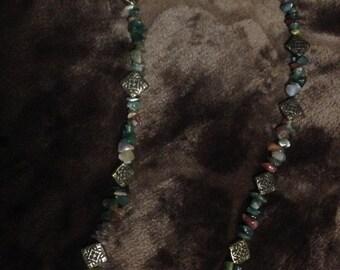Mix Stones Necklaces
